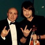Marcel Pavel si Edi Marton