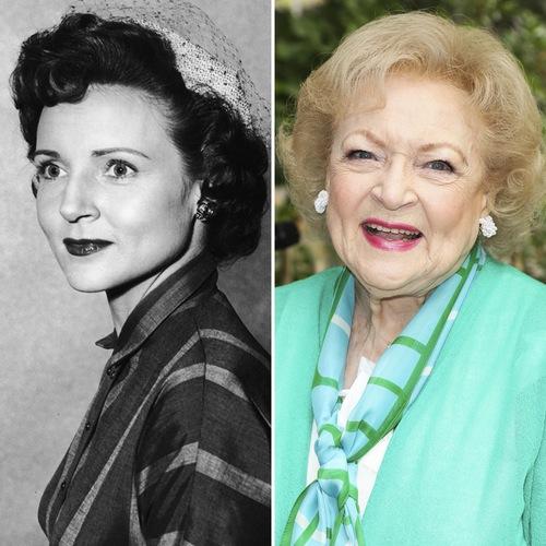 Betty White 74 de ani de carieră