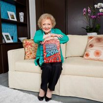 Betty White Guiness Book